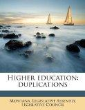 Higher education: duplications