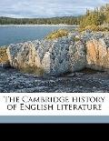 Cambridge History of English Literature