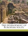 Development of European Polity