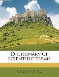 Dictionary of Scientific Terms