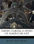 David Harum; a Story of American Life