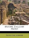 Model English Prose