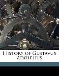 History of Gustavus Adolphus