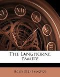 Langhorne Family