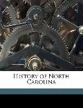 History of North Carolin