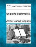 Shipping documents.