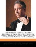 Soda Through My Nose: The Great Comedians of Satire (Jon Stewart, Stephen Colbert, Bill Mahe...