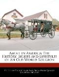 Amish in Americ : The History, Beliefs and Lifestyles of an Old World Religion
