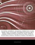 Articles On Fictional Linguists, including: Hoshi Sato, C-3po, Harry Paget Flashman, Wolveri...