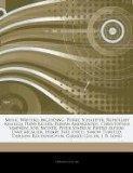 Music Writers, including: Pierre Schaeffer, Ruhollah Khaleqi, Hans Keller, Pejman Akbarzadeh...