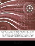 Business Analysis, including: Requirements Analysis, Domain Engineering, International Insti...