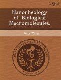 Nanorheology of Biological Macromolecules.