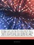 Articles on Dropsie College Alumni, Including : Bernard Revel, Meredith Kline, Cyrus Herzl G...