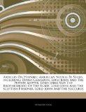 Articles On Hispanic American Novels By Series, including: Diana Gabaldon, Lord John And The...