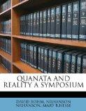 QUANATA AND REALITY A SYMPOSIUM