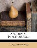 Abnormal Psychology...