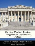 Carrier Medical Review Progressive Corrective Action
