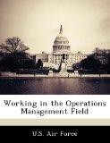 Working in the Operations Management Field
