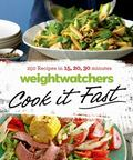 Weight Watchers Great Food Fast : 250 Recipes from Kitchen to Table in 15/20/30 Minutes