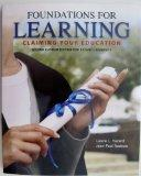Foundations For Learning, Claiming Your Education (Second Custom Edition For Bryant University)