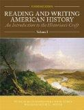 Reading and Writing American History Volume 1