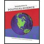 Introduction to Political Science (Custome Edition for Western Connecticut State University)