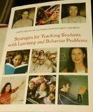Strategies for Teaching Students with Learning and Behavior Problems: Custom Edition for CSLUB