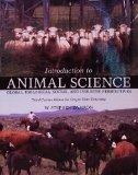 Introduction to Animal Science Third Custom Oregon State University