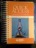 Quick Access Reference for Writers Second Custom Edition for Portland Community College (2013)