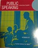 Public Speaking in American English