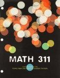 Math 311: For Texas A&M University-College Station