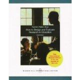 How to Design and Evaluate Research in Education 8th Edition By Jack Fraenkel, Norman Wallen...