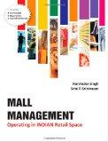 Mall Management: Operating in Indian Retail Space