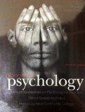 Abnormal Psychology: Clinical Perspectives on Psychological Disorders, 7e (Harrisburg Area C...