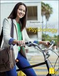 ESSENTIALS OF UNDERSTANDING PSYCHOLOGY WITH CONNECT PLUS ACCESS CARD