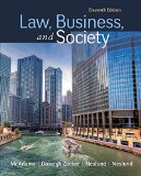 Law, Business and Society with Connect