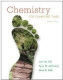Chemistry for Changing Times (Second Edition for Northern Kentucky University)