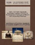 Hart v. B F Keith Vaudeville Exchange, Orpheum Circuit U.S. Supreme Court Transcript of Reco...