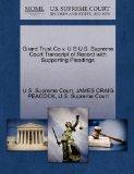 Girard Trust Co v. U S U.S. Supreme Court Transcript of Record with Supporting Pleadings