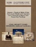 Graves v. People of State of New York ex rel O'Keefe U.S. Supreme Court Transcript of Record...