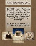 Sun Oil Company, Petitioner, v. United Gas Improvement Company and Public Service Commission...