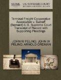 Terminal Freight Cooperative Association v. Samoff (Bernard) U.S. Supreme Court Transcript o...