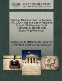 National Maritime Union of America, AFL-CIO v. National Labor Relations Board U.S. Supreme C...