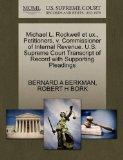 Michael L. Rockwell et ux., Petitioners, v. Commissioner of Internal Revenue. U.S. Supreme C...