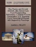 Roy Pauley and Donald Wilmoth, dba Ziebart Auto Truck Rustproofing, Petitioners, v. Ziebart ...