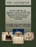 Oceanic California, Inc., Appelant, v. North Central Coast Regional Commission et al. U.S. S...
