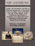 Galen Lee Randolph and Duque Williams, Appellants, v. Municipal Court, Southern Judicial Dis...