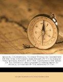 Medical Coloradoana: A Jubilee Volume in Celebration of the Semi-Centennial Anniversary of t...