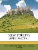 New Poultry Appliances...