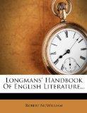 Longmans' Handbook of English Literature...